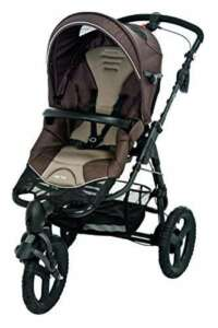 Bébé Confort Poussette 3 roues High Trek tout-terrain - Naissance à 15 Kgs de la marque Bébé Confort image 0 produit