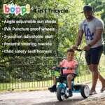 boppi Tricycle 4-en-1 9 à 36 mois de la marque boppi image 1 produit