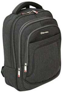 """City Bag - Sac à dos - pour ordinateur portable de 15,6"""" - travail/école/université - unisexe - gris anthracite de la marque CITY BAG image 0 produit"""