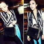 Culater® Femmes Sequin Chic Leopard Messenger Croix sac à main Sac à main de la marque Culater® image 4 produit