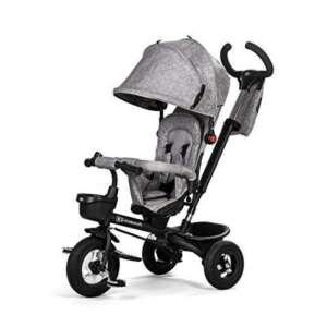 Enfant Force AVEO Gray Tricycle avec accessoires durchstich Roues en caoutchouc antidérapante Nouveau Modèle ECE. r44.04 de la marque KINDERKRAFT image 0 produit