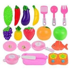 Ensemble de 20 jouets colorés Emulational Play House Jouets éducatifs pour bébés pour enfants de la marque Black Temptation image 0 produit