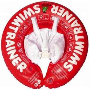 FREDS SWIM ACADEMY Bouée d'apprentissage « Classique » aide à la nage bébé aide à la nage enfant, rouge de la marque SwimTrainer image 0 produit