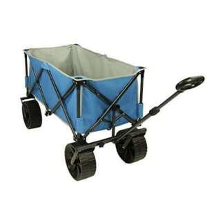 fridani BTB pliable 100–Landau, plage, Chariot, pneus Ultra Large, max 100kg de la marque Fridani image 0 produit