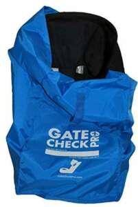 Gate Check PRO | Sac de transport pour siège auto | Nylon balistique ultra-résistant | Taille unique | Protège les sièges auto et rehausseurs pour enfant lors des voyages en avion avec des enfants de la marque Gate Check PRO image 0 produit