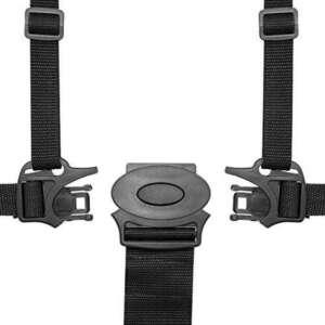 Harnais de Sécurité à 5 Points Universel Chaise Haute Bébé de la marque HBF image 0 produit