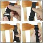 Harnais de Sécurité à 5 Points Universel Chaise Haute Bébé de la marque HBF image 2 produit