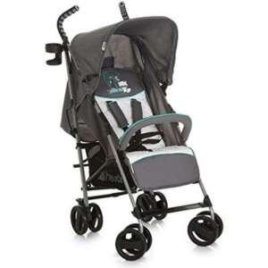 Hauck/Poussette Canne Speed Plus S/avec position de couchage/pliage compact/avec porte-boissons/pour enfants à partir de 6 mois jusqu'à 22 kg, gris turquoise (forest fun) de la marque Hauck image 0 produit