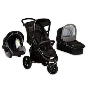 Hauck Viper 3roues Jogger Style Trio Set Système de voyage (Caviar/gris) de la marque Hauck image 0 produit