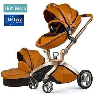 Hot Mom Poussette combinée 2018 Fashion, Trois couleurs de la marque Hot-Mom image 0 produit
