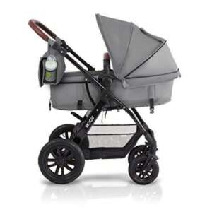 KinderKraft Moov Kinderwagen Kombikinderwagen 3in1 Travelsystem mit Buggy und Babyschale de la marque KINDERKRAFT image 0 produit
