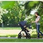 KinderKraft Moov Kinderwagen Kombikinderwagen 3in1 Travelsystem mit Buggy und Babyschale de la marque KINDERKRAFT image 6 produit
