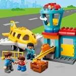 Lego DUPLO - L'aéroport - 10871 - Jeu de Construction de la marque LEGO image 2 produit