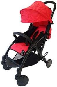 Libelulle 100500130 Ultra Compacte Poussette Format Bagage Cabine Rouge de la marque Libelulle image 0 produit