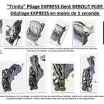 Libelulle 100500140 Ultra Compacte Poussette Format Bagage Cabine Rose de la marque Libelulle image 1 produit