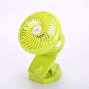 Meisijia Batterie ou USB clip Exploité ventilateur Vitesse de rotation du vent portable réglable 3 Lames petit ventilateur de la marque Meisijia image 0 produit