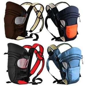 Monsieur Bébé ® Porte bébé ventral 2 positions - Quatre coloris - Norme EN 13209 de la marque Monsieur-Bébé image 0 produit