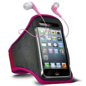 ONX3 Samsung Galaxy Star Trios S5283 réglable Sport Fitness Jogging Arm Band Case & 3,5 In Ear intra-auriculaires écouteurs de base (Rose) de la marque ONX3® image 0 produit