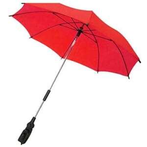 Parapluie pour Poussette, Gosear Parasol pour Poussette, Ombrelle Poussette, Bébé Poussette Stand Parapluie Réglable Umbrella Stand de Support Rouge de la marque Gosear image 0 produit