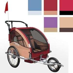poussette 3 roues rouge TOP 0 image 0 produit