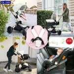 poussette bébé combiné TOP 14 image 2 produit