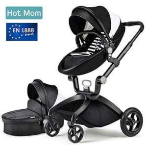 poussette bébé poussette combiné siège auto TOP 3 image 0 produit
