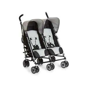 poussette double bébé et enfant TOP 9 image 0 produit