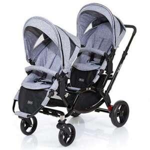 poussette jumeaux avec siège auto TOP 4 image 0 produit