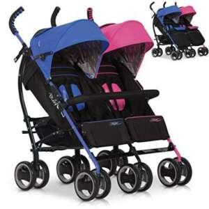 poussette jumeaux avec siège auto TOP 5 image 0 produit