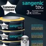 Tommee Tippee - Sangenic - Recharge pour poubelle à couches, Quantité au choix - Modèle aléatoire de la marque Sangenic image 3 produit