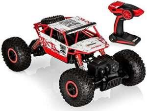 Top Race Tr-130 2,4 Ghz Batteries Télécommande Rock Crawler/Monster Truck 4 WD/Off Road Véhicule Jouet - Choisissez Votre Couleur de la marque Top-Race image 0 produit