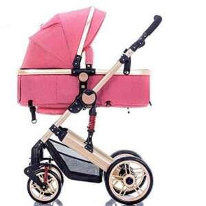 Vélos enfan DUO Babysing bébé poussette nouveau-né enfants poussette 0-36 mois bébé poussette avec cadre imperméable en acier couverture en 4 couleurs de la marque Vélos enfan image 0 produit