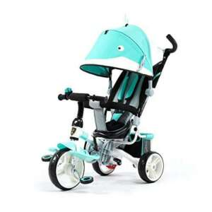 YUAN JIAN-Tricycles Tricycle pour enfants, Trolley Baby carriage Poussette Baby bike Vélo à trois roues A++ (Color : 1) de la marque YUAN JIAN-Tricycles image 0 produit
